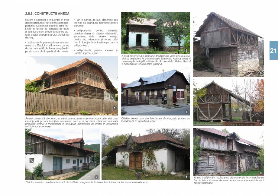 Pagina 23 - Zona Prahova Subcarpatica - Ghid de arhitectura pentru incadrarea in specificul local...