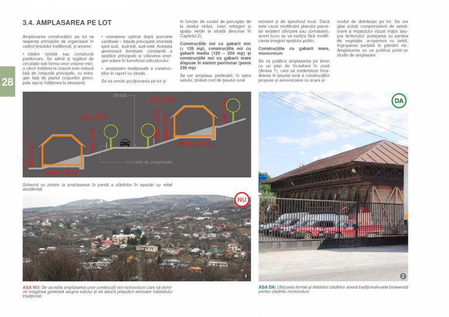 Pagina 30 - Zona Prahova Subcarpatica - Ghid de arhitectura pentru incadrarea in specificul local...