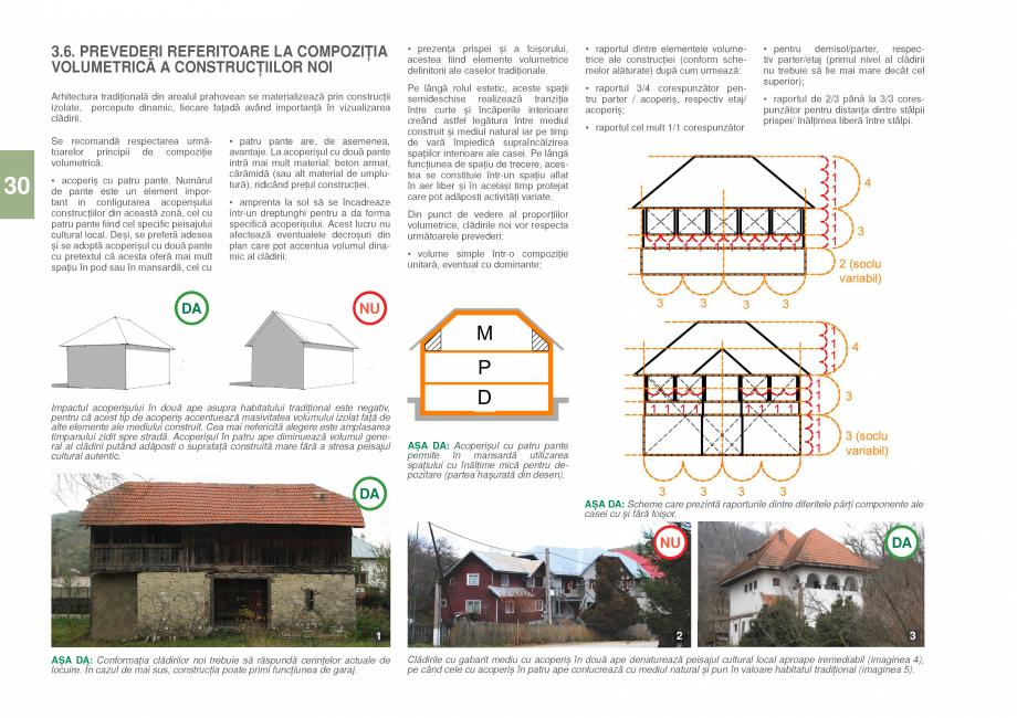 Pagina 32 - Zona Prahova Subcarpatica - Ghid de arhitectura pentru incadrarea in specificul local...