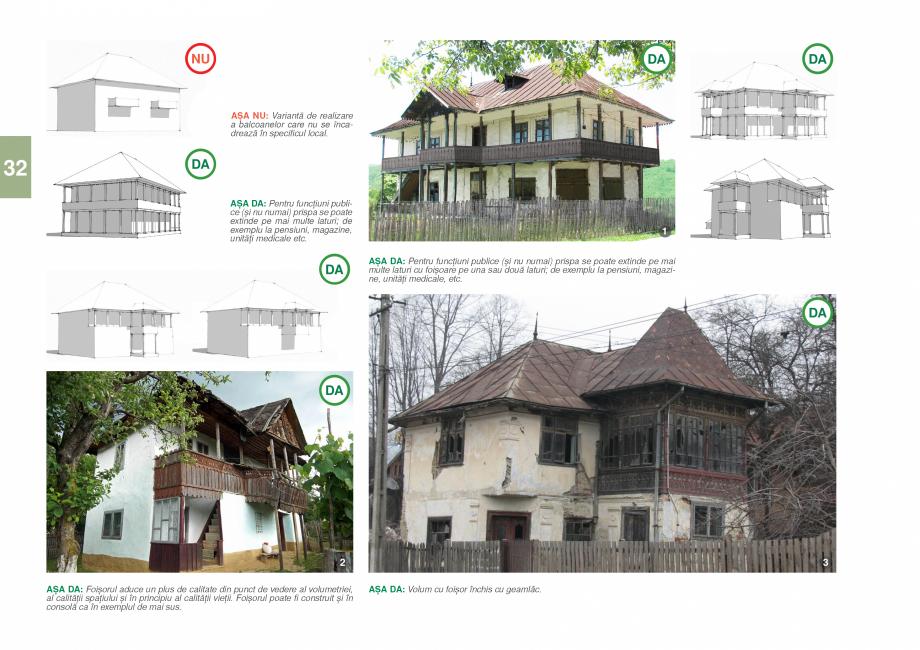 Pagina 34 - Zona Prahova Subcarpatica - Ghid de arhitectura pentru incadrarea in specificul local...