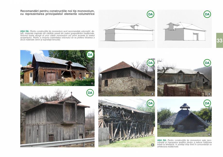 Pagina 35 - Zona Prahova Subcarpatica - Ghid de arhitectura pentru incadrarea in specificul local...