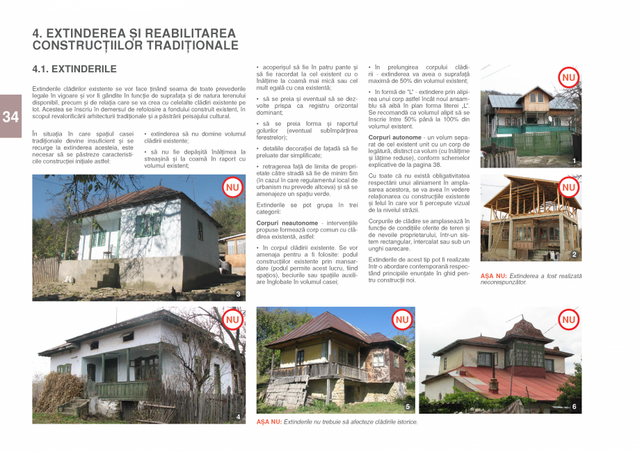 Pagina 36 - Zona Prahova Subcarpatica - Ghid de arhitectura pentru incadrarea in specificul local...