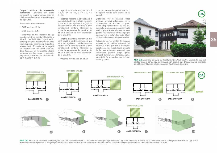 Pagina 37 - Zona Prahova Subcarpatica - Ghid de arhitectura pentru incadrarea in specificul local...