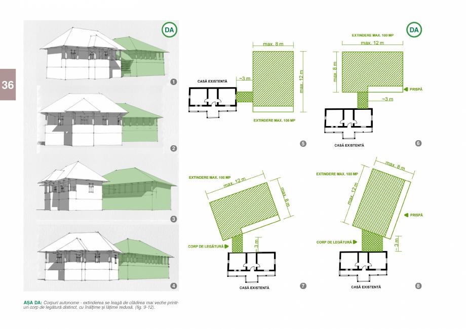 Pagina 38 - Zona Prahova Subcarpatica - Ghid de arhitectura pentru incadrarea in specificul local...