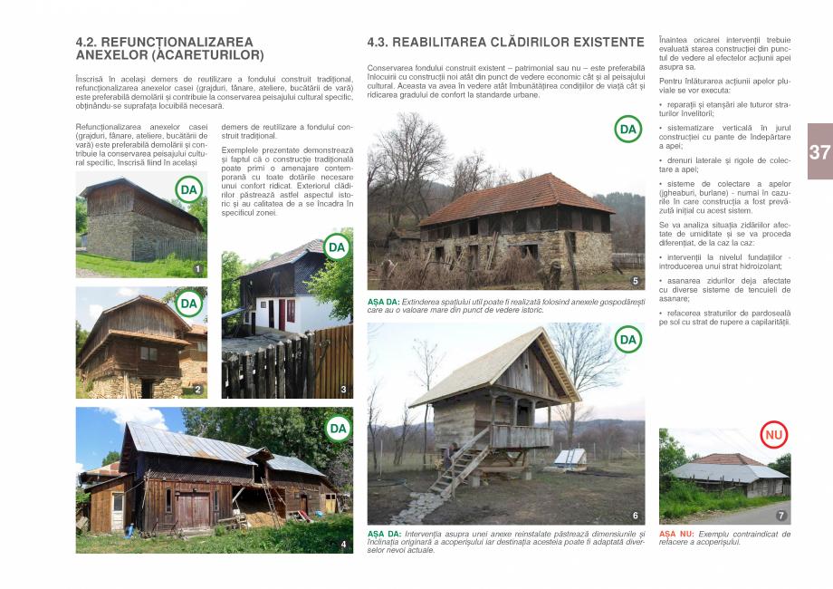 Pagina 39 - Zona Prahova Subcarpatica - Ghid de arhitectura pentru incadrarea in specificul local...