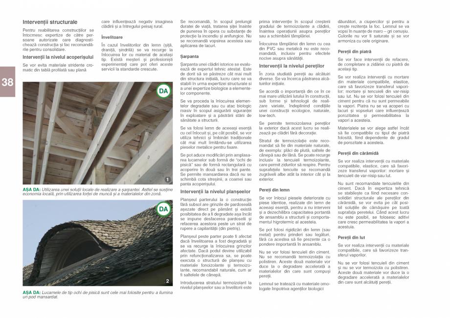 Pagina 40 - Zona Prahova Subcarpatica - Ghid de arhitectura pentru incadrarea in specificul local...