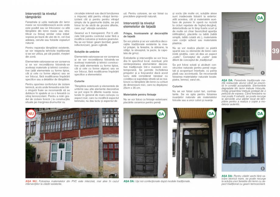 Pagina 41 - Zona Prahova Subcarpatica - Ghid de arhitectura pentru incadrarea in specificul local...