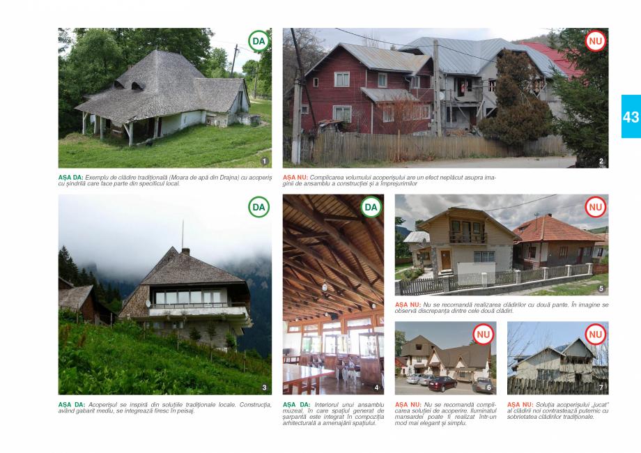 Pagina 45 - Zona Prahova Subcarpatica - Ghid de arhitectura pentru incadrarea in specificul local...