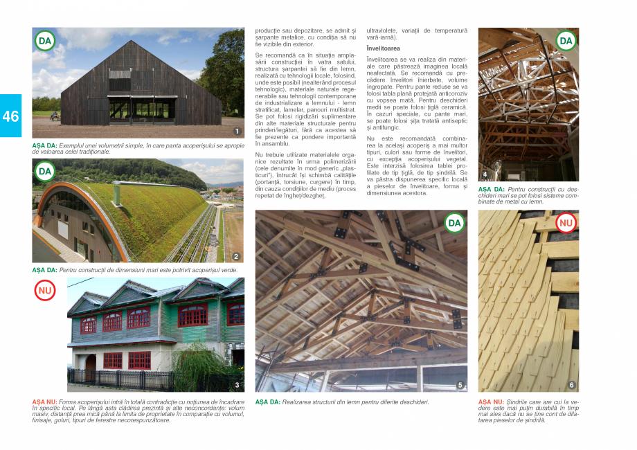 Pagina 48 - Zona Prahova Subcarpatica - Ghid de arhitectura pentru incadrarea in specificul local...