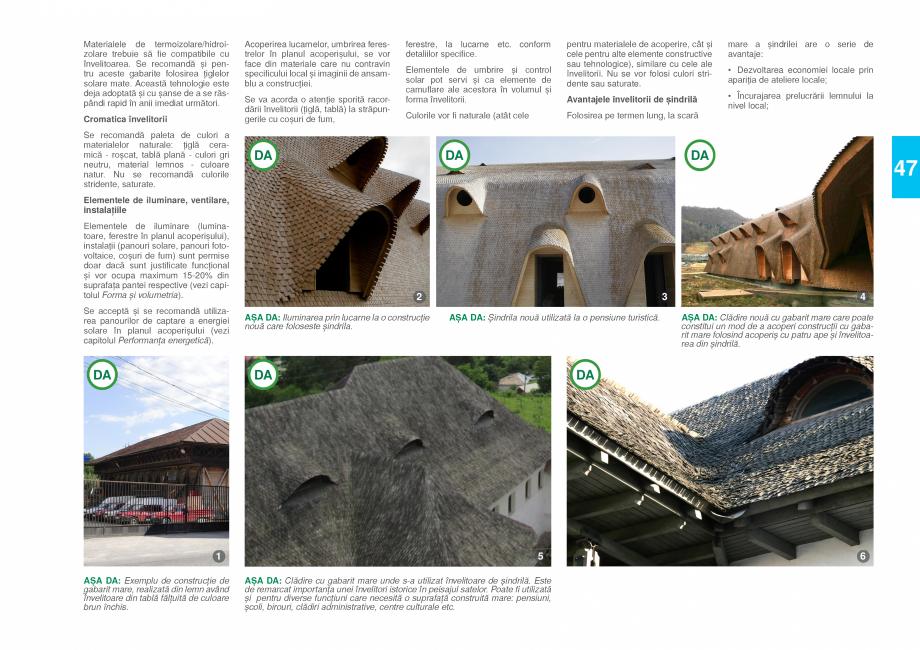 Pagina 49 - Zona Prahova Subcarpatica - Ghid de arhitectura pentru incadrarea in specificul local...