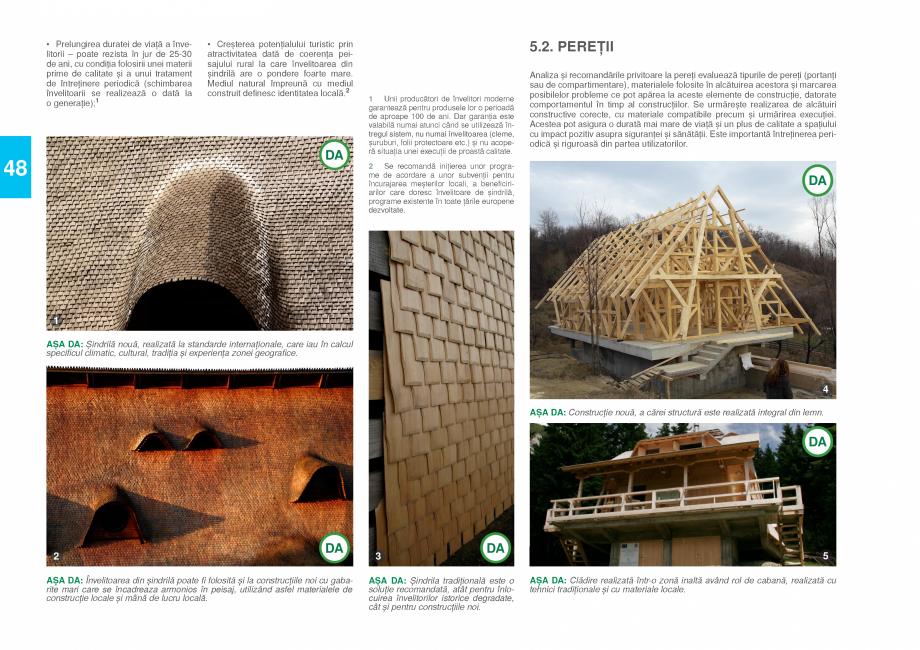 Pagina 50 - Zona Prahova Subcarpatica - Ghid de arhitectura pentru incadrarea in specificul local...