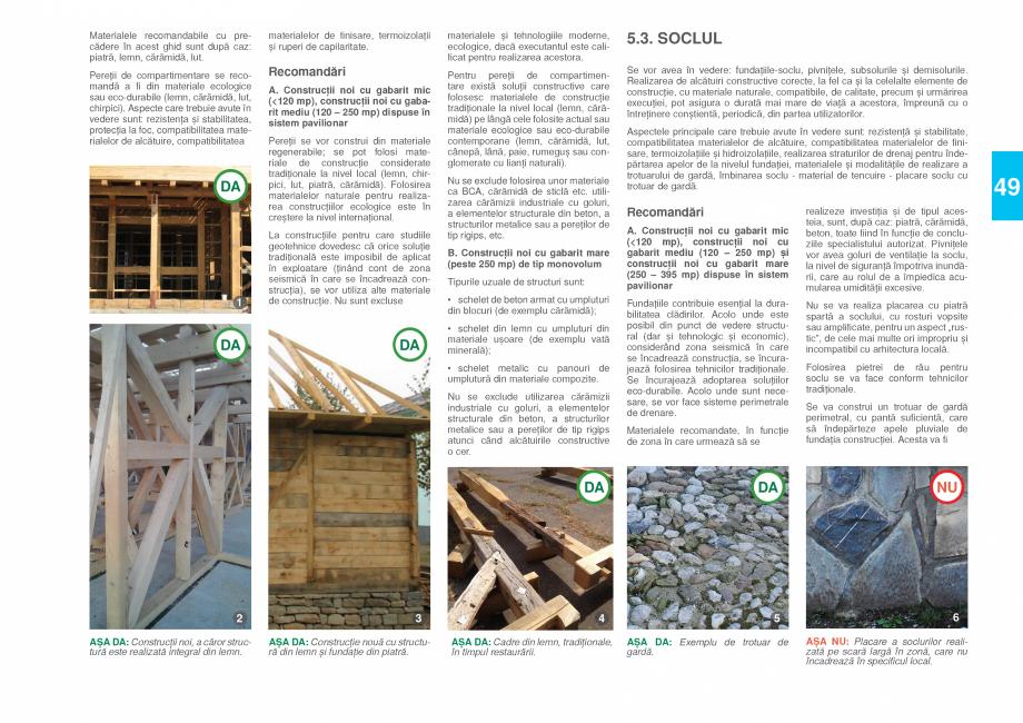 Pagina 51 - Zona Prahova Subcarpatica - Ghid de arhitectura pentru incadrarea in specificul local...