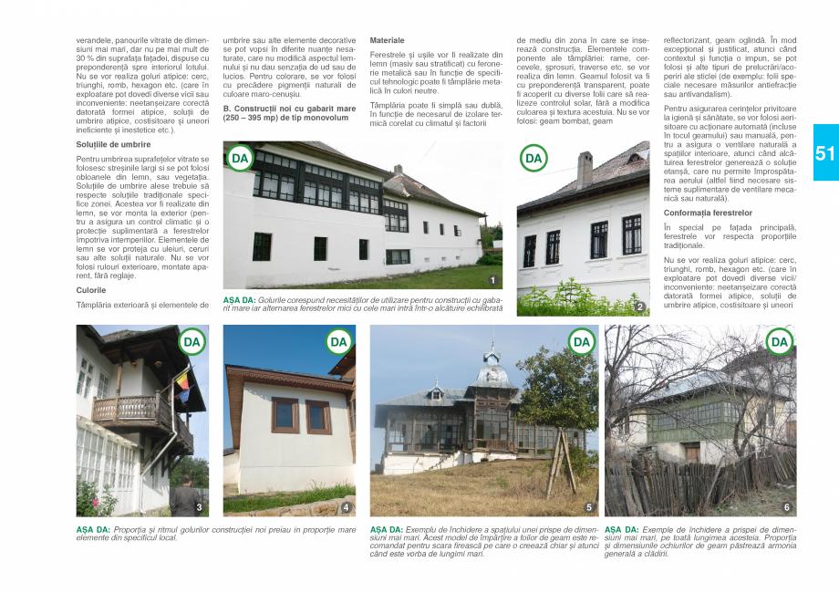 Pagina 53 - Zona Prahova Subcarpatica - Ghid de arhitectura pentru incadrarea in specificul local...