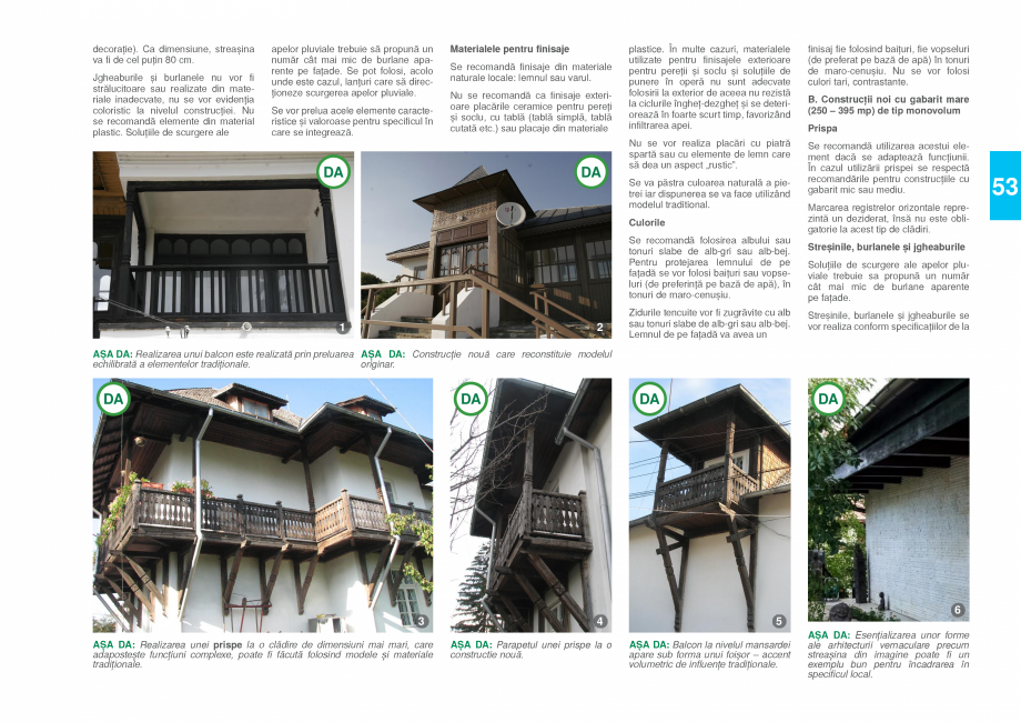 Pagina 55 - Zona Prahova Subcarpatica - Ghid de arhitectura pentru incadrarea in specificul local...