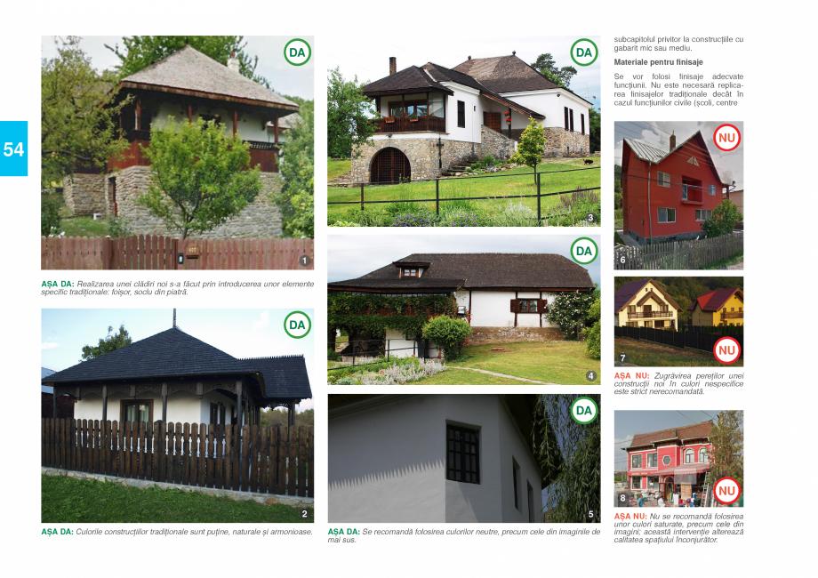 Pagina 56 - Zona Prahova Subcarpatica - Ghid de arhitectura pentru incadrarea in specificul local...