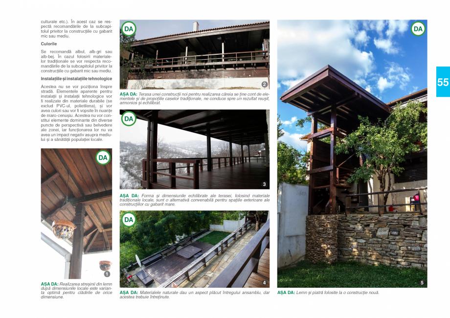 Pagina 57 - Zona Prahova Subcarpatica - Ghid de arhitectura pentru incadrarea in specificul local...