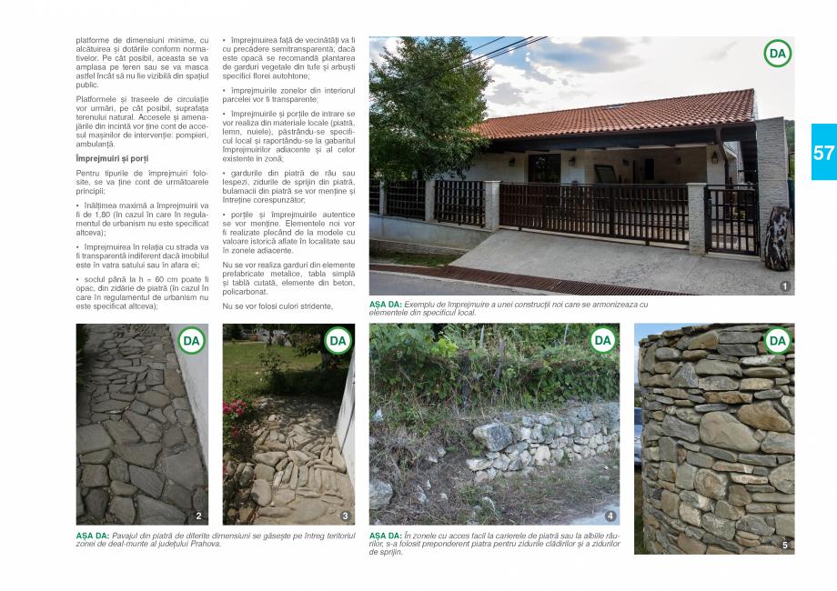 Pagina 59 - Zona Prahova Subcarpatica - Ghid de arhitectura pentru incadrarea in specificul local...