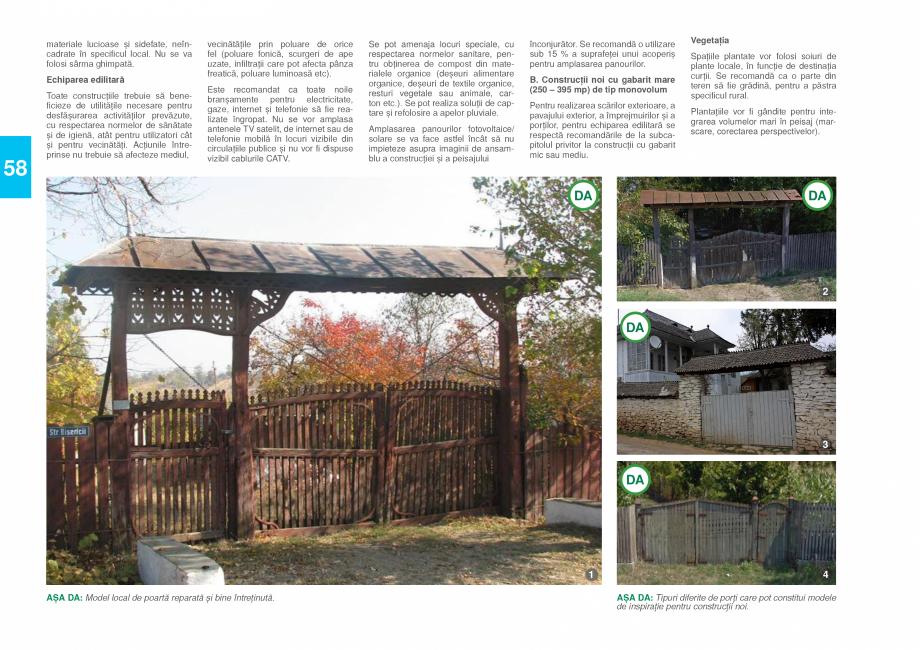 Pagina 60 - Zona Prahova Subcarpatica - Ghid de arhitectura pentru incadrarea in specificul local...