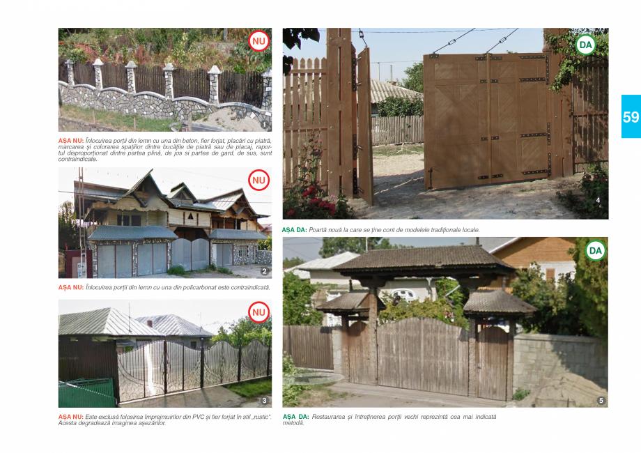 Pagina 61 - Zona Prahova Subcarpatica - Ghid de arhitectura pentru incadrarea in specificul local...