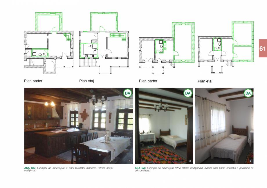 Pagina 63 - Zona Prahova Subcarpatica - Ghid de arhitectura pentru incadrarea in specificul local...