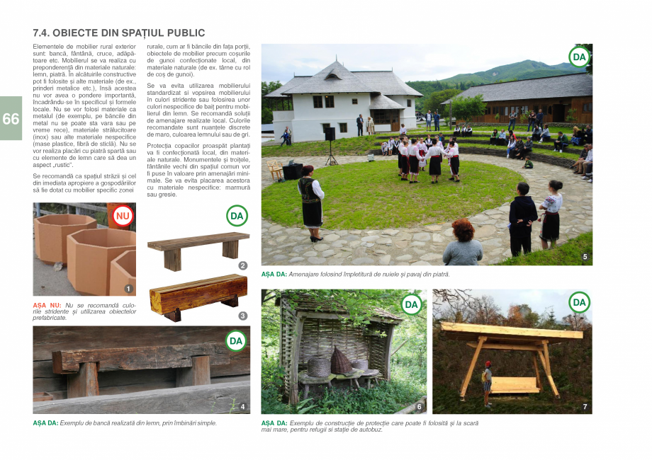Pagina 68 - Zona Prahova Subcarpatica - Ghid de arhitectura pentru incadrarea in specificul local...