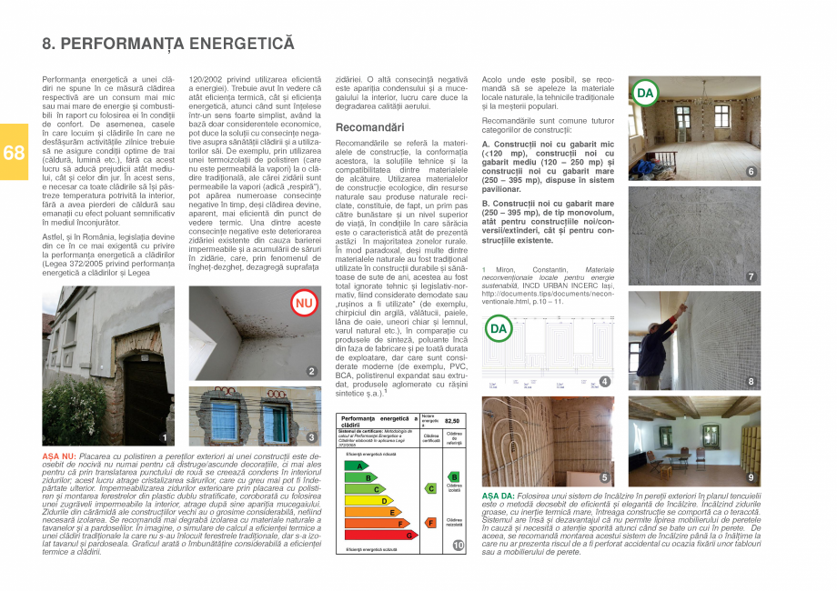 Pagina 70 - Zona Prahova Subcarpatica - Ghid de arhitectura pentru incadrarea in specificul local...