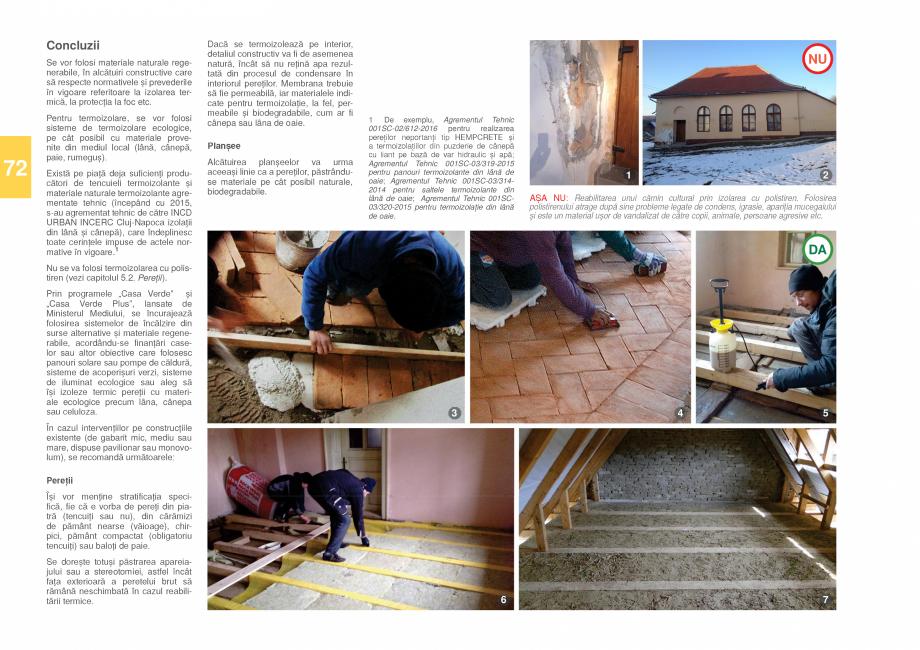Pagina 74 - Zona Prahova Subcarpatica - Ghid de arhitectura pentru incadrarea in specificul local...