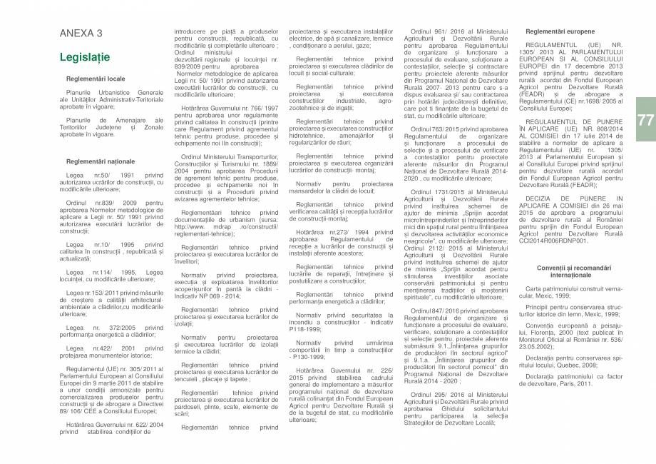 Pagina 79 - Zona Prahova Subcarpatica - Ghid de arhitectura pentru incadrarea in specificul local...