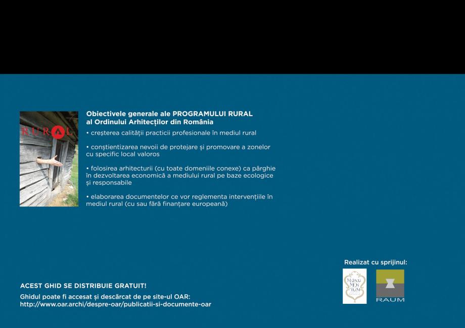Pagina 81 - Zona Prahova Subcarpatica - Ghid de arhitectura pentru incadrarea in specificul local...