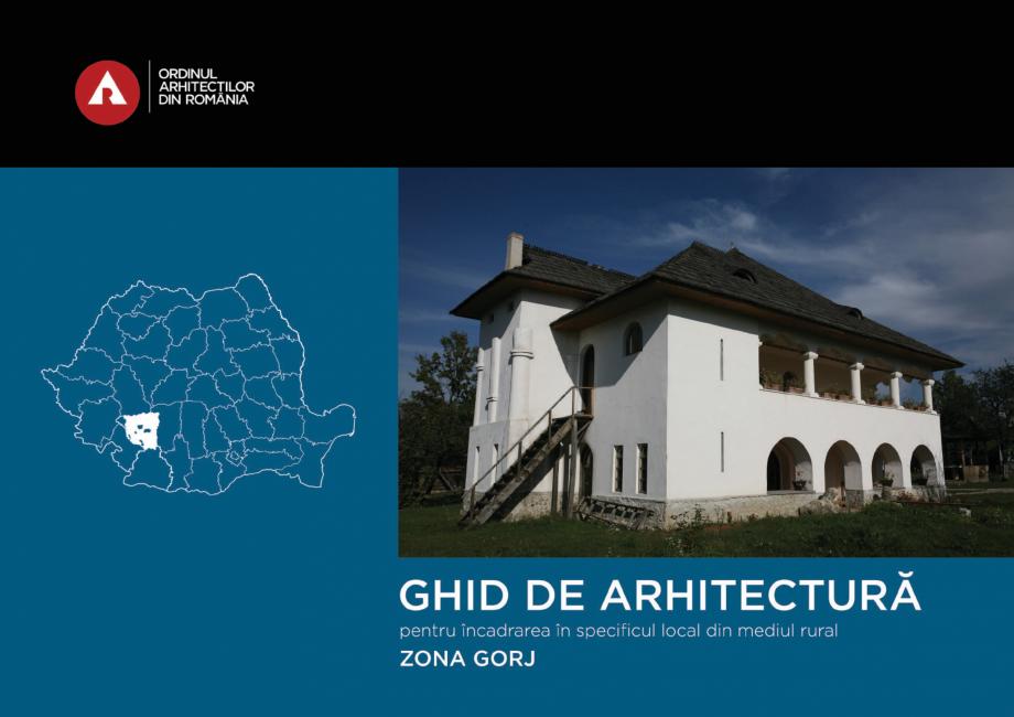 Pagina 1 - Zona Gorj - Ghid de arhitectura pentru incadrarea in specificul local din mediul rural ...