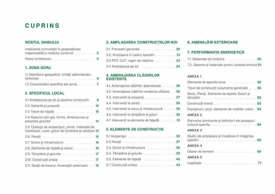 Pagina 5 - Zona Gorj - Ghid de arhitectura pentru incadrarea in specificul local din mediul rural ...