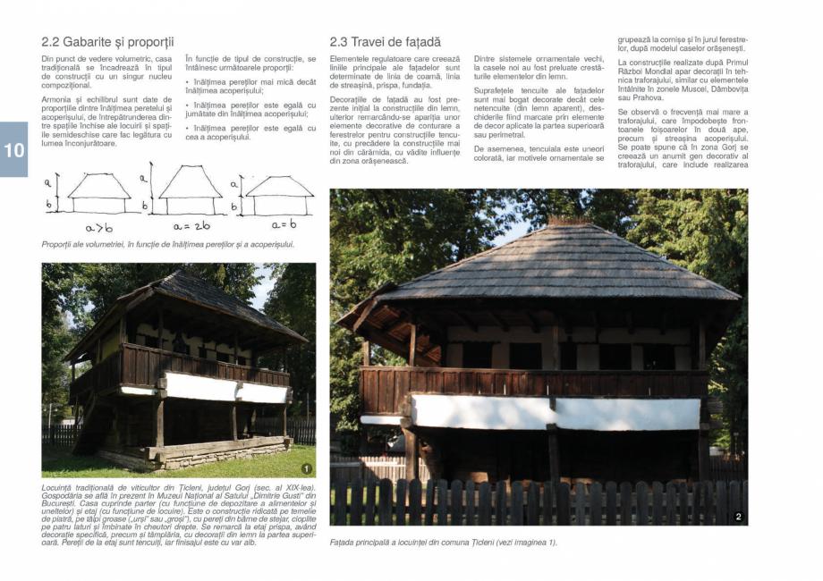 Pagina 12 - Zona Gorj - Ghid de arhitectura pentru incadrarea in specificul local din mediul rural  ...