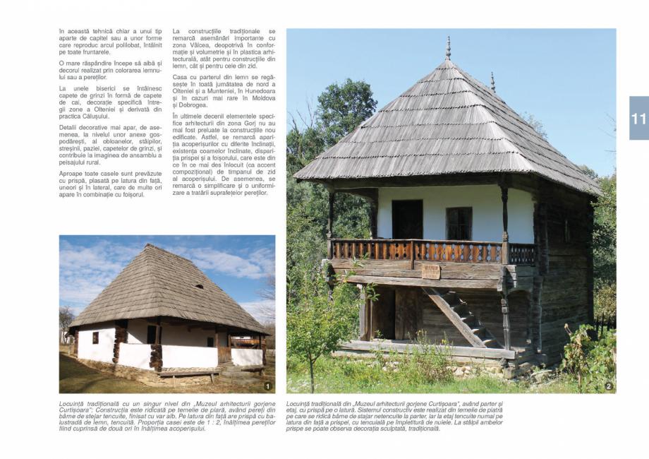 Pagina 13 - Zona Gorj - Ghid de arhitectura pentru incadrarea in specificul local din mediul rural  ...