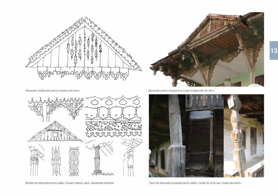 Pagina 15 - Zona Gorj - Ghid de arhitectura pentru incadrarea in specificul local din mediul rural  ...