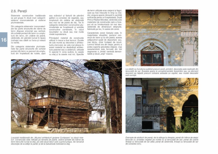 Pagina 18 - Zona Gorj - Ghid de arhitectura pentru incadrarea in specificul local din mediul rural  ...