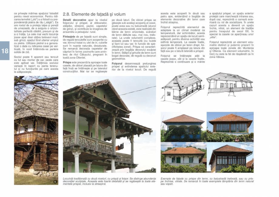Pagina 20 - Zona Gorj - Ghid de arhitectura pentru incadrarea in specificul local din mediul rural  ...