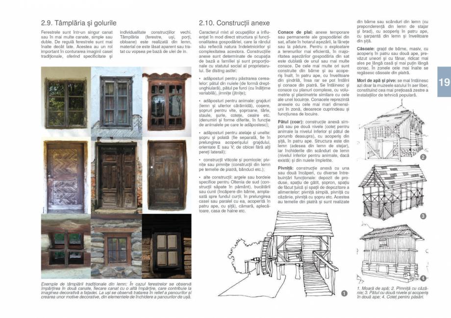 Pagina 21 - Zona Gorj - Ghid de arhitectura pentru incadrarea in specificul local din mediul rural  ...