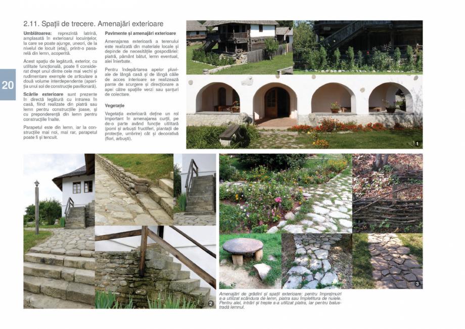Pagina 22 - Zona Gorj - Ghid de arhitectura pentru incadrarea in specificul local din mediul rural  ...