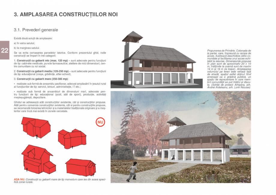 Pagina 24 - Zona Gorj - Ghid de arhitectura pentru incadrarea in specificul local din mediul rural  ...