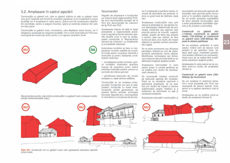 Pagina 25 - Zona Gorj - Ghid de arhitectura pentru incadrarea in specificul local din mediul rural  ...