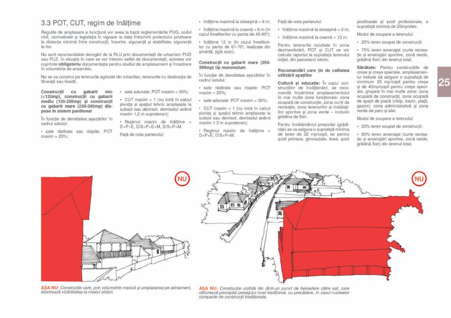 Pagina 27 - Zona Gorj - Ghid de arhitectura pentru incadrarea in specificul local din mediul rural  ...