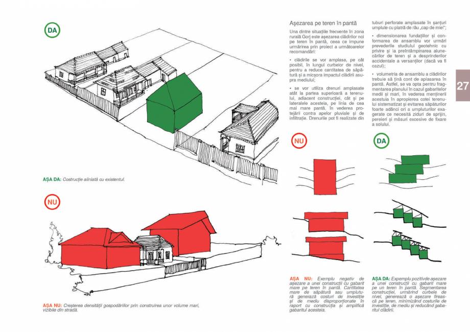 Pagina 29 - Zona Gorj - Ghid de arhitectura pentru incadrarea in specificul local din mediul rural  ...
