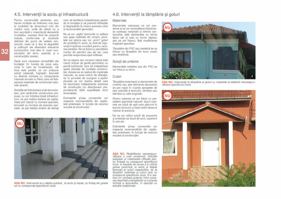 Pagina 34 - Zona Gorj - Ghid de arhitectura pentru incadrarea in specificul local din mediul rural  ...