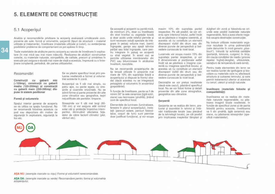 Pagina 36 - Zona Gorj - Ghid de arhitectura pentru incadrarea in specificul local din mediul rural  ...