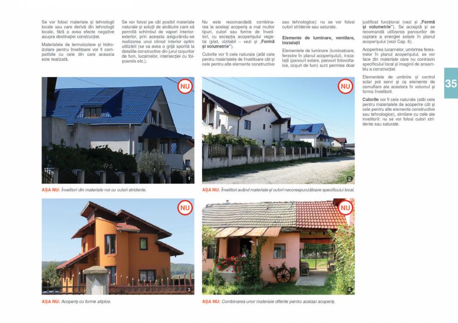 Pagina 37 - Zona Gorj - Ghid de arhitectura pentru incadrarea in specificul local din mediul rural  ...