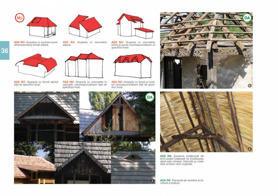 Pagina 38 - Zona Gorj - Ghid de arhitectura pentru incadrarea in specificul local din mediul rural  ...