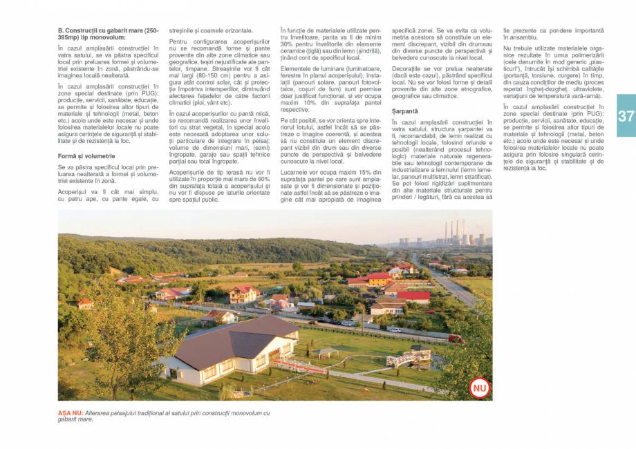 Pagina 39 - Zona Gorj - Ghid de arhitectura pentru incadrarea in specificul local din mediul rural  ...