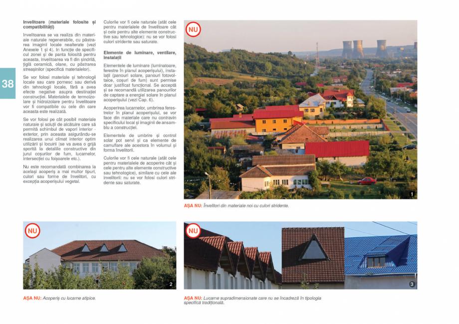 Pagina 40 - Zona Gorj - Ghid de arhitectura pentru incadrarea in specificul local din mediul rural  ...