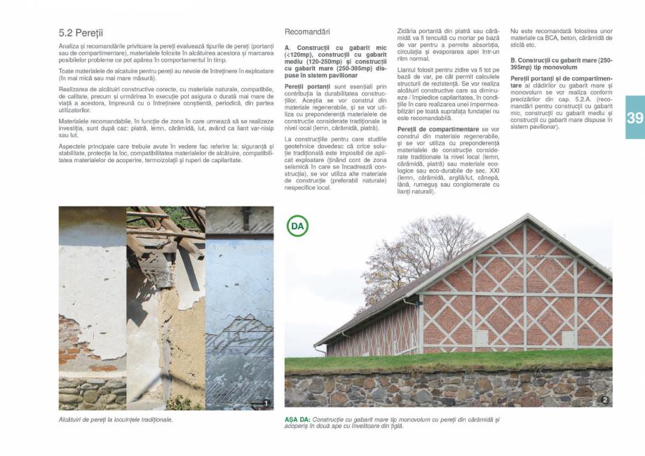 Pagina 41 - Zona Gorj - Ghid de arhitectura pentru incadrarea in specificul local din mediul rural  ...