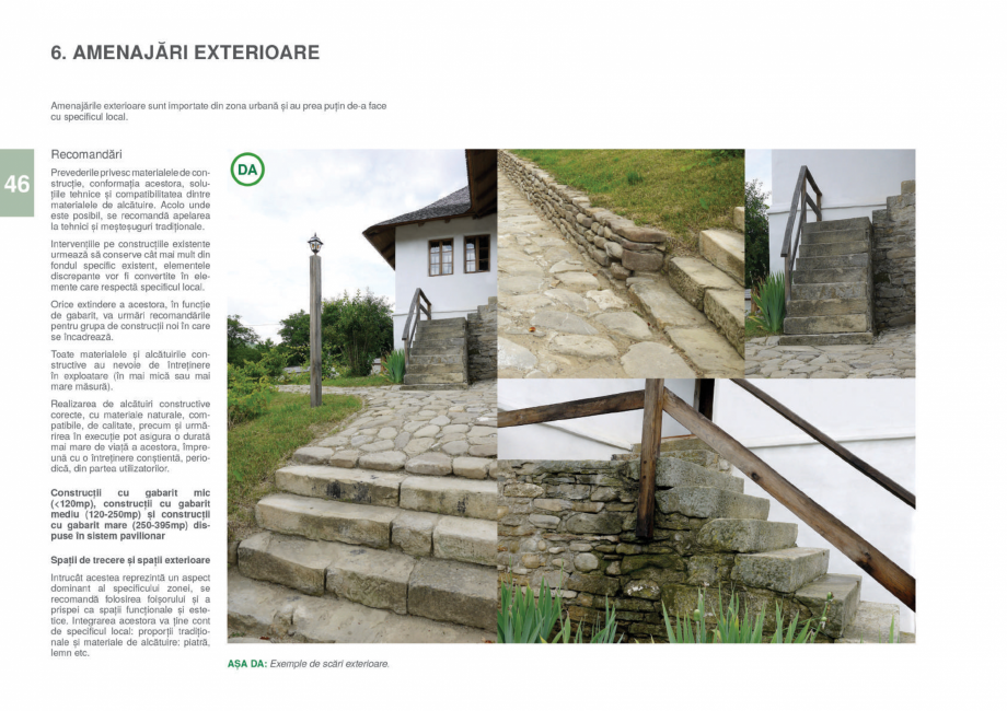 Pagina 48 - Zona Gorj - Ghid de arhitectura pentru incadrarea in specificul local din mediul rural  ...